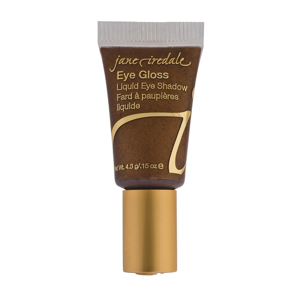 Jane Iredale - Eye Gloss Liquid Eye Shadow - Brown Silk