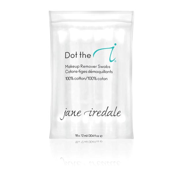 Jane Iredale - Dot the I Makeup Remover Swabs